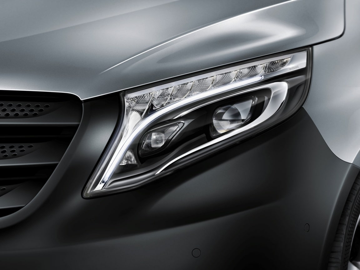 Vito 6 Lugares, LED Intelligent Light System